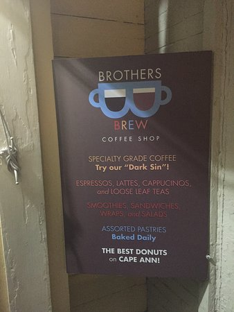 Brothers Brew Coffee Shop Photo