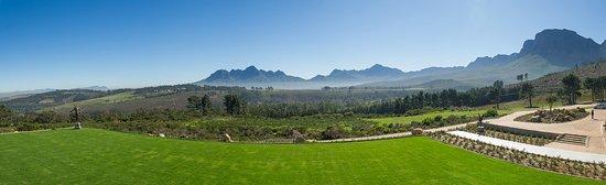 Sir Lowry's Pass, Republika Południowej Afryki: Idiom Tasting Centre