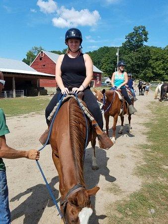 K k equestrian center east durham ny anmeldelser for New durham media center