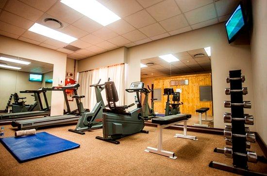 Newcastle, Afrika Selatan: Fitness Centre