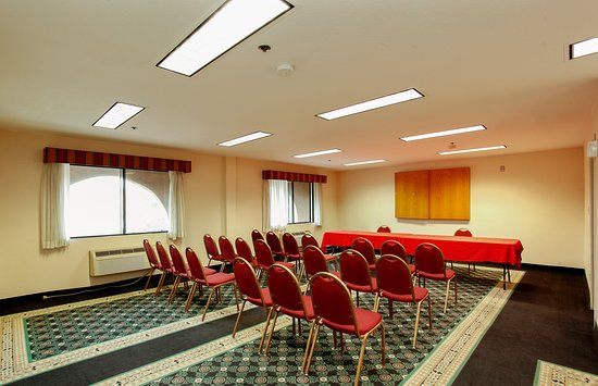 Red Roof Inn Ontario Airport: Meeting Room