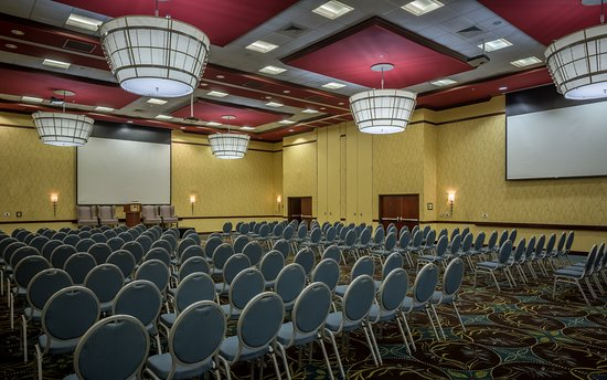 Doubletree Hotel Biltmore / Asheville : Burghley Ballroom