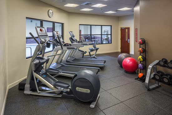 Doubletree Hotel Biltmore / Asheville : Fitness Center
