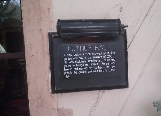 Streator, IL: Luther Hall, a stylish grand resisdence
