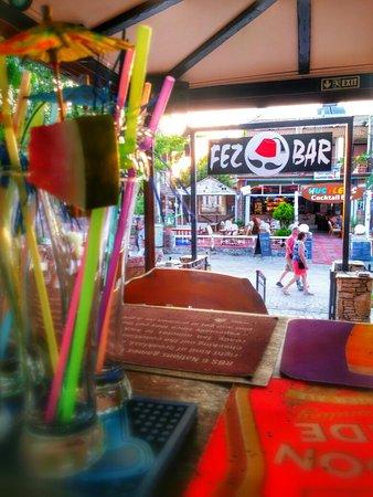 Hisaronu, Turkey: Fez Bar