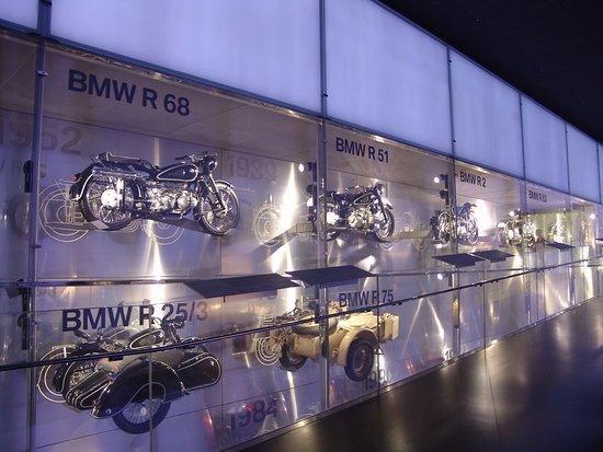 BMW Museum: Interior Museum