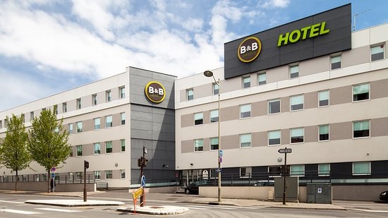B&B Hotel Reims Centre Gare