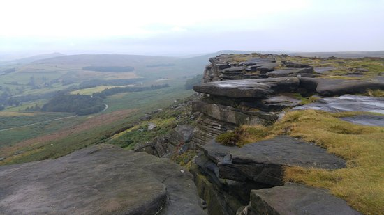 Hathersage, UK: Top