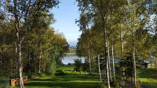 Alaska's Lake Lucille Bed & Breakfast Photo