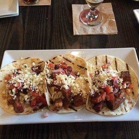 Fairfax County, VA: Barbacoa Brisket Tacos