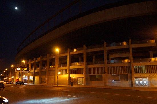 Comunidad de Madrid, España: Стадион