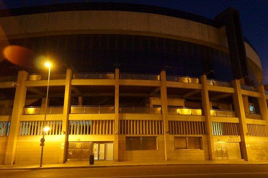 Comunidad de Madrid, España: Стадион 2