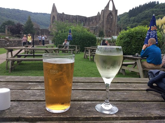 Tintern, UK: The most expensive drinks for miles