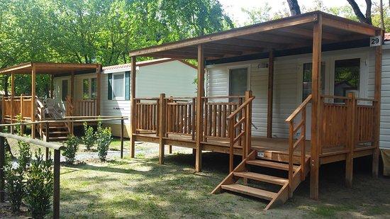 Piomboni Camping Village: CASA MOBILE LIRICA