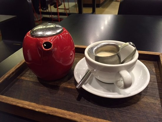 Indooroopilly, Australia: Turbo Boosted Tea Pot!