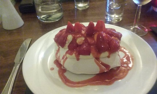 The Old Mill: Just a small pudding ha ha
