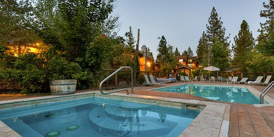 Graeagle, CA: Pool & Spa