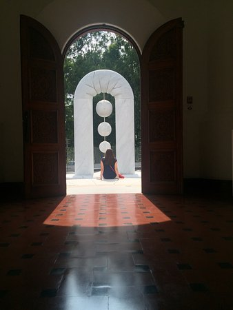 National Museum (Museo Nacional): In/Out view