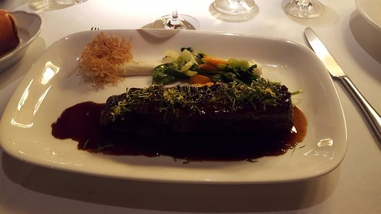 Blue Water Cafe: Short Ribs
