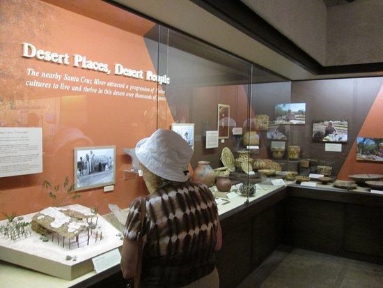 Tubac, Arizona: Tubac Historic Park . Museum