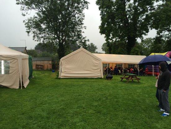 New Rookery Farm Campsite