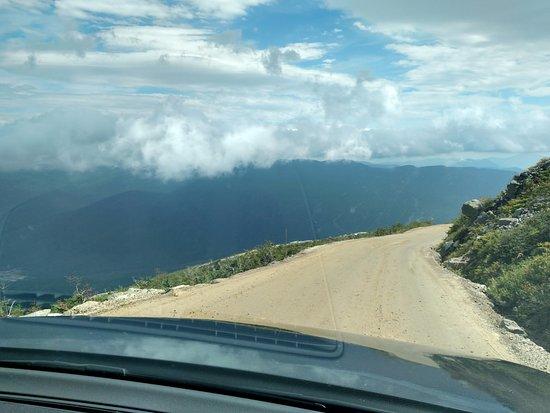 Mt Washington Auto Road >> Descending Mt Washington Auto Road Picture Of Mount Washington