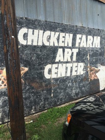 Chicken Farm Art Center
