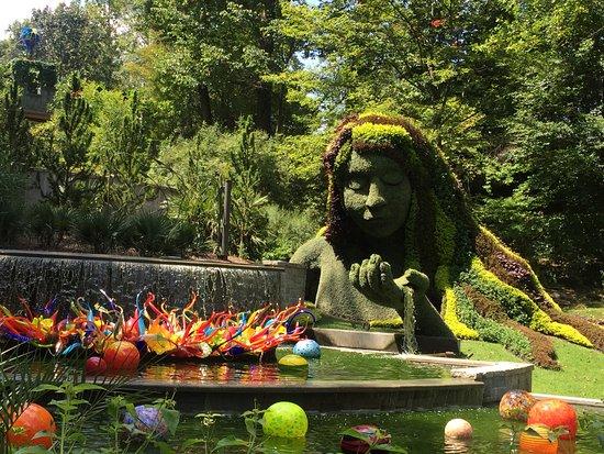 20160827 213756 Picture Of Atlanta Botanical Garden Atlanta Tripadvisor