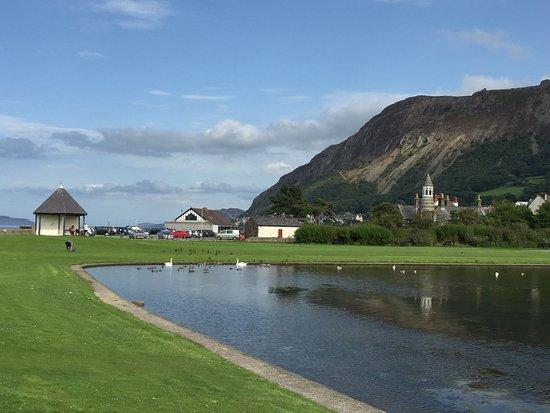 Llanfairfechan Paddling Pool