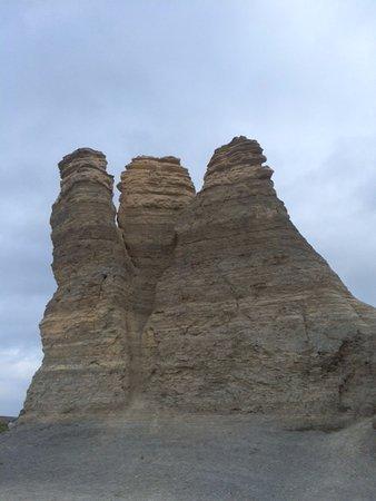 Quinter, KS: Castle Rock
