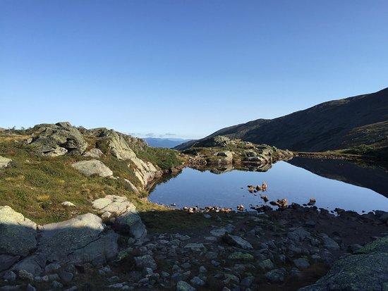 Mount Washington, Nueva Hampshire: One of the lakes