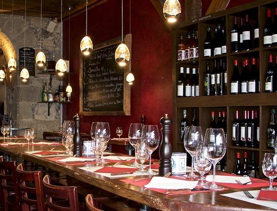 Le rouge et le blanc geneva restaurant reviews phone number photos tripadvisor - Le rouge et le blanc ...