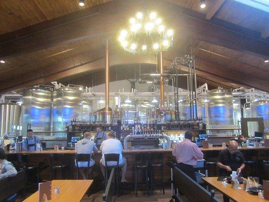 Glendale, WI: Beer Tanks - Lovely!