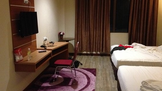 Best Star Resort: Quad room