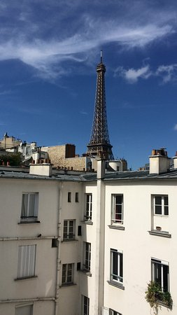 Eiffel Rive Gauche Bild