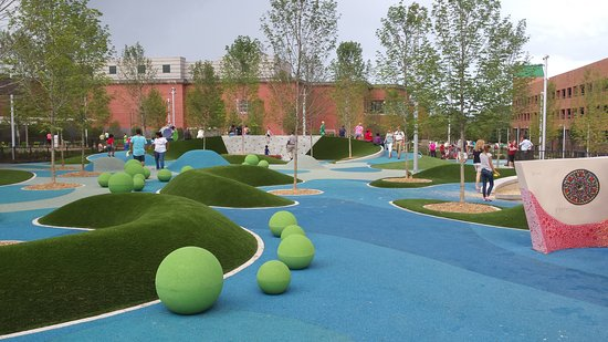 Greensboro, NC: kids area