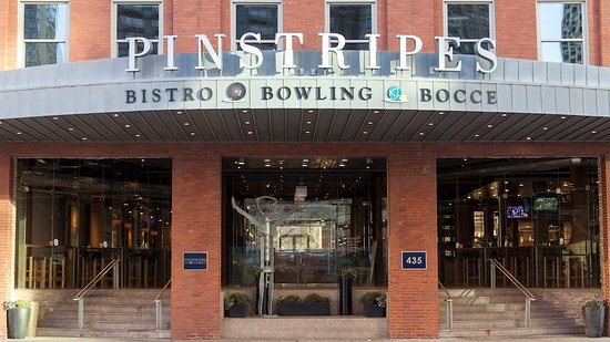 Pinstripes Chicago Streeterville Menu Prices