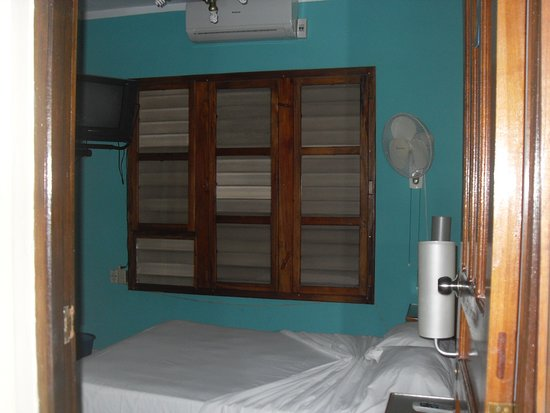 Accommodation Vista al Parque : Habitacion Matrimonial