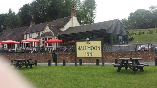 Jackfield, UK: Half Moon