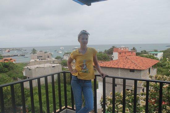 Puerto Baquerizo Moreno, เอกวาดอร์: terraza