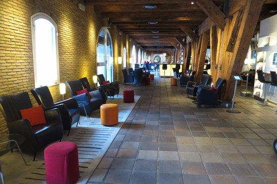 Copenhagen Admiral Hotel: Lobby area