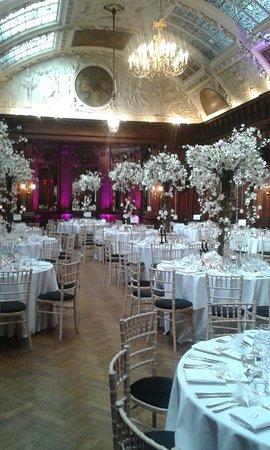 Thornton Manor: Music room
