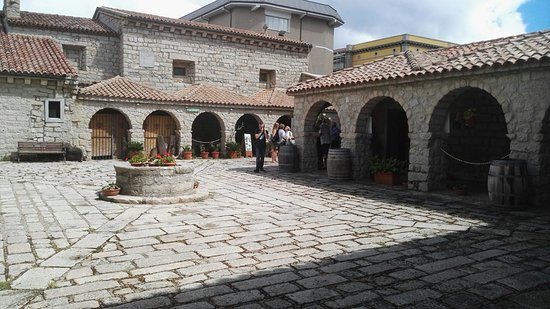 Calangianus, Italië: Museo del Sughero