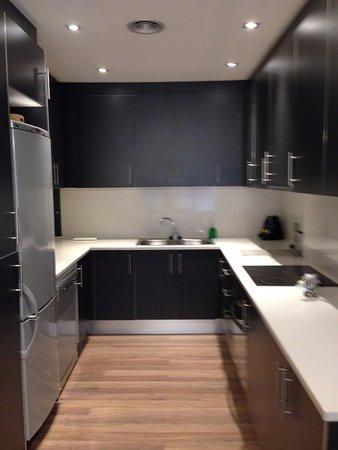 Apartments Casp74: big kitchen
