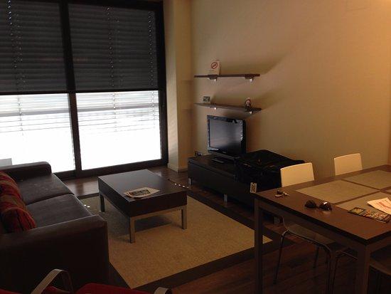Apartments Casp74: living area