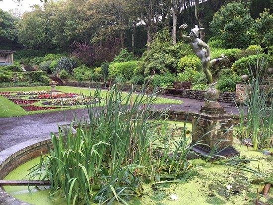 South Cliff Italian Gardens: Italian Gardens