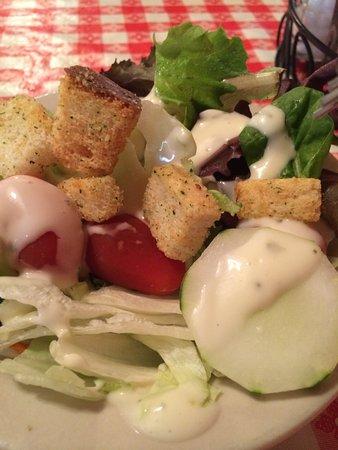 Mineral Wells, Teksas: Salad