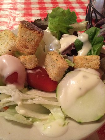 Mineral Wells, TX: Salad