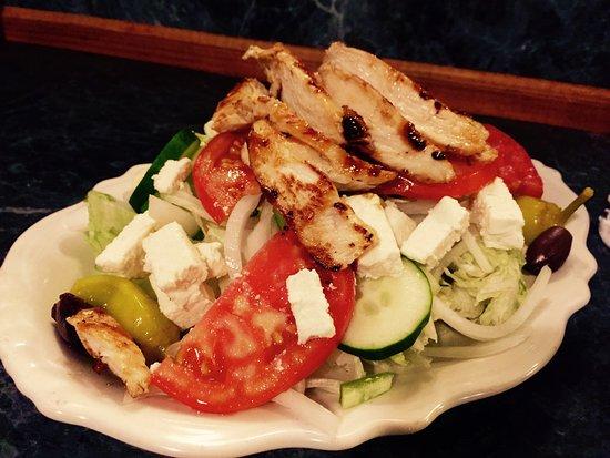 Atchison, KS: Greek Chicken Salad!