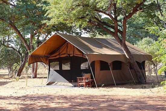 AndBeyond Chobe Under Canvas Camp